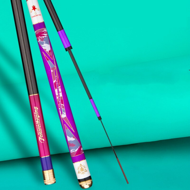 4.5H 6.5H 8.5H Hardness Carp Fishing Poles 3.6m-7.2m Fishing Rod Hand Olta Carbon Fiber Fishing Canne De Pesca Fishing Tackle enlarge