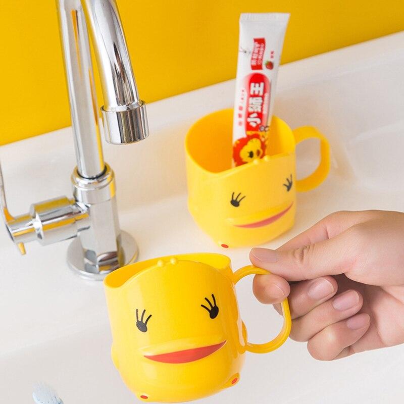 Leuke Mondwater Cup Voor Kinderen, Plastic Wassen Tand Mok Water Cups Voor Kind Borstel Tanden Dropshipping