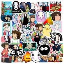 10/30/50pcsWaterproof PVC Anime esprit loin fille autocollants guitare planche à roulettes valise enfants Graffiti autocollant enfant classique jouet
