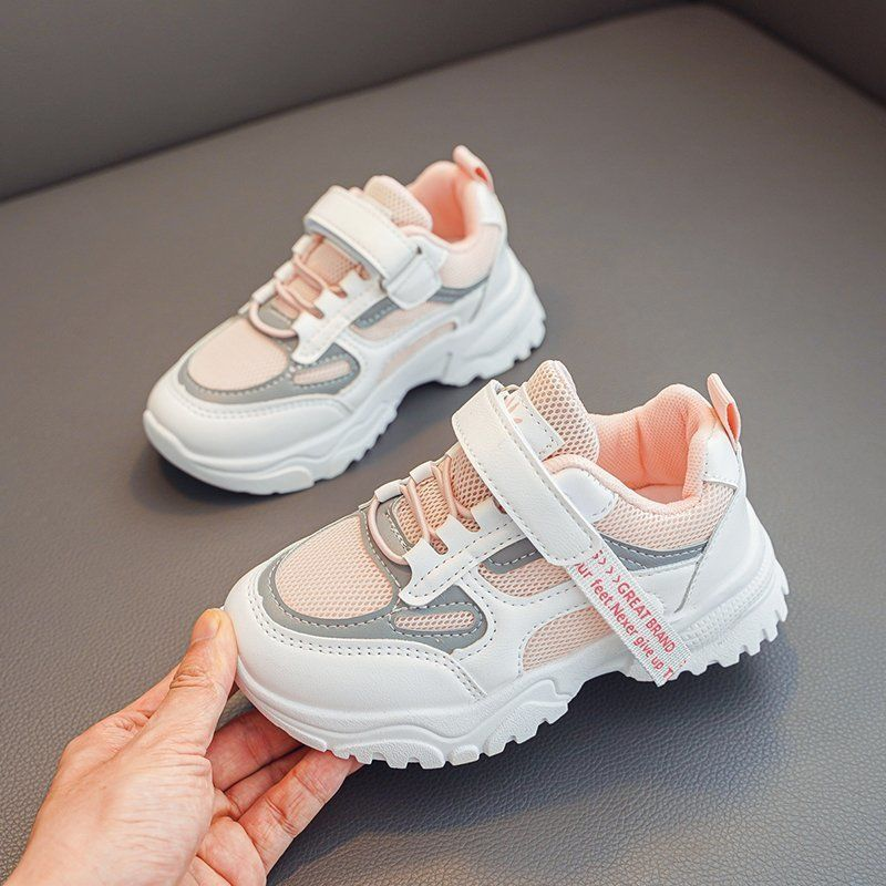 children's shoes Spring autumn boys shoes soft sole breathable sneakers kids shoes casual shoes sports running shoes for girls enlarge
