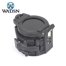 WADSN Airsoft Tactical Flashlight IR FILTER M961 M910 IR Infrared Filter Diameter 40mm Protective Co