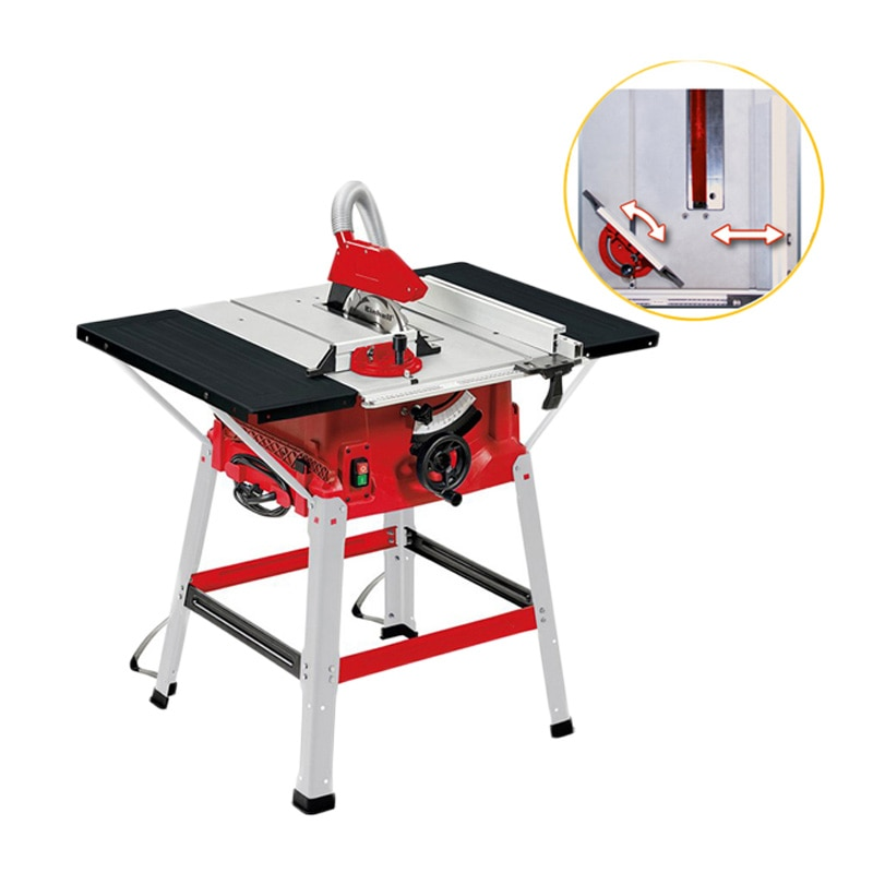 10 Inch Woodworking Table Saw & Sliding Table Saw LK enlarge