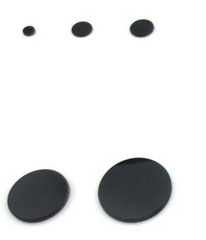 Ge الجرمانيوم نافذة Disc-D8 * 1.5 مللي متر-الوجهين تلميع-الجرمانيوم الأشعة تحت الحمراء نافذة-الحرارية التصوير عدسة