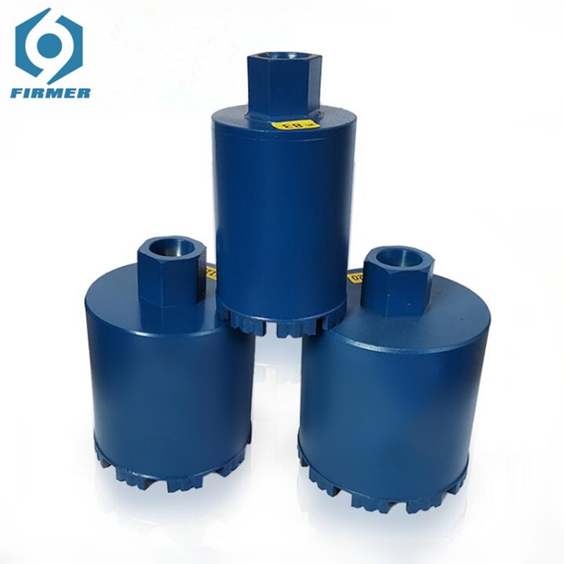Drill Bit For Concrete Wall Perforator Core Installation For Air Conditioning Water Supply And Plasterboard Drilling Brocas Para