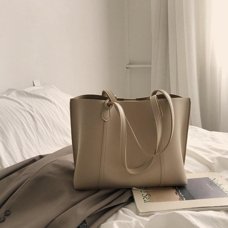 Fashion Ladies Handbags Sets Pu Leather Crossbody Bags for Women Large Capacity Shoulder Bag Female Womens Summer 2020