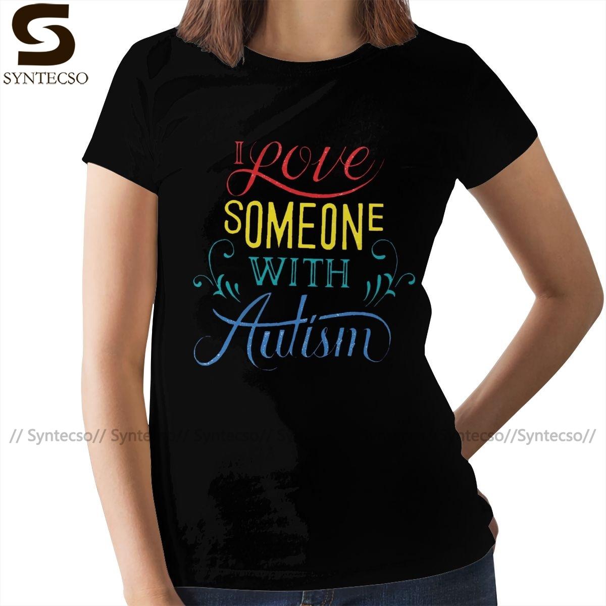 La La Land T-Shirt I Love Someone T Shirt Graphic O Neck Women tshirt Street Fashion Cotton Ladies Tee Shirt