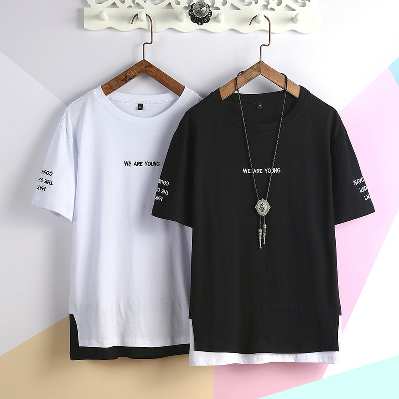 Ropa de marca, camiseta de diseño de primavera para hombres, camiseta de camuflaje de manga corta, camiseta masculina, camiseta militar rota