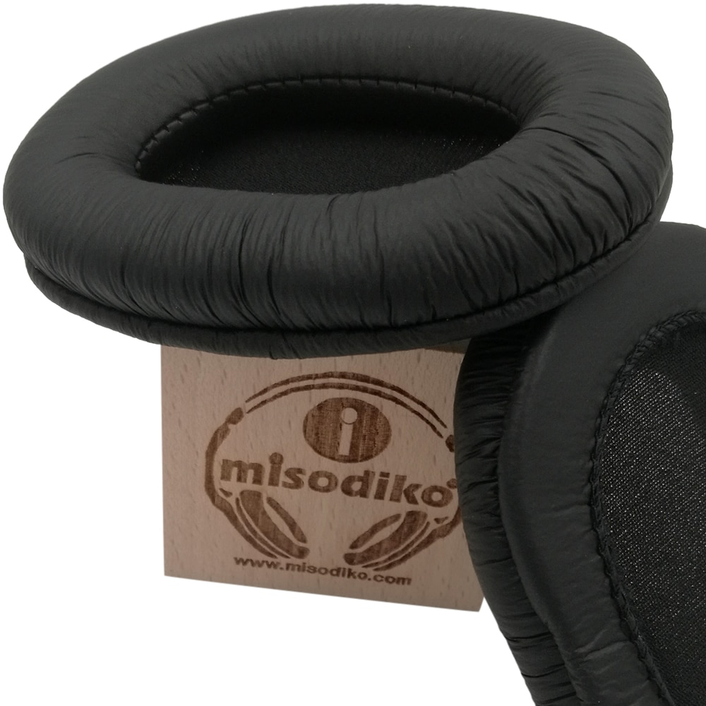 misodiko Replacement Ear Pads Cushions Kit - for Sony MDR 7506 - V6 - CD900ST, Headphones Repair Parts Earpads with Memory Foam enlarge