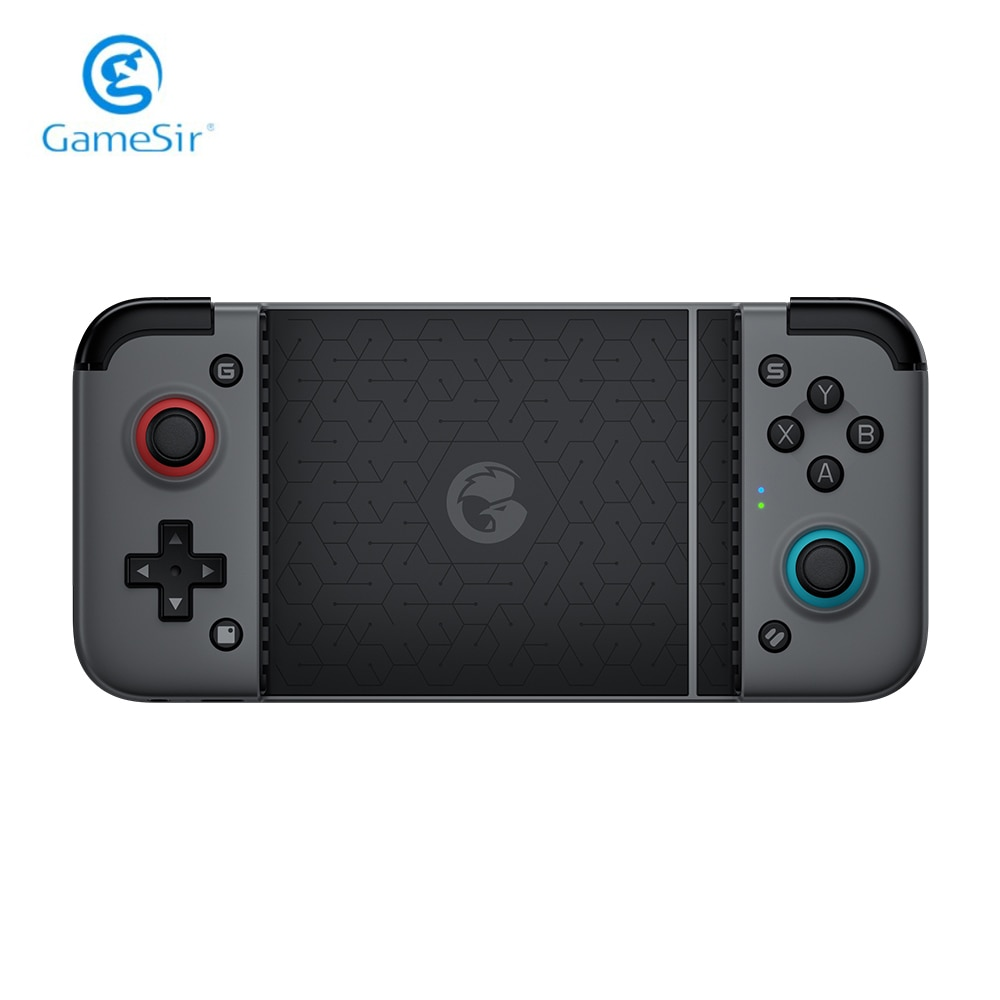 GameSir X2 Wireless Bluetooth Pubg Mobile Gamepad Joystick Cloud Game Controller for Android iOS