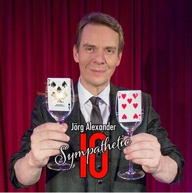 2014 simpáticos 10 de Jorg Alexander-trucos de magia
