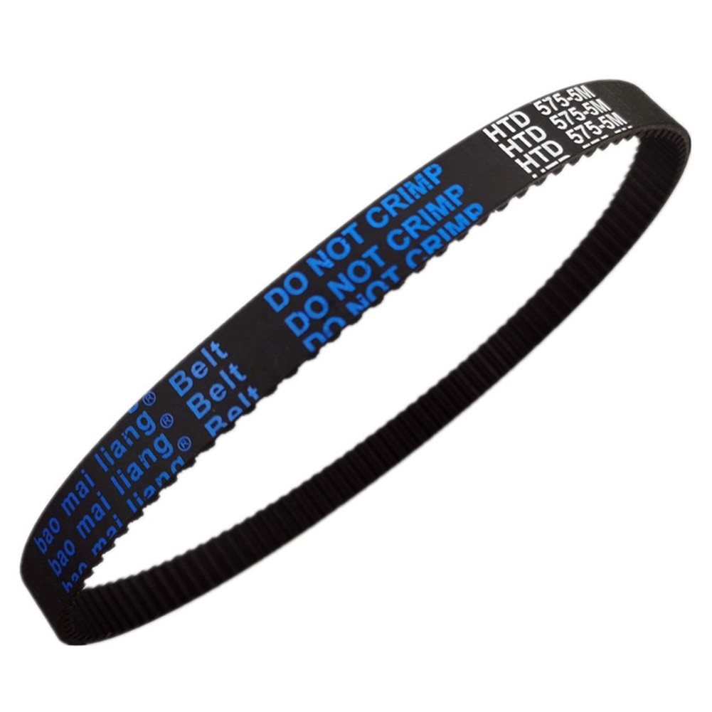 575-5M-15 Belt New For Zappy Sunplex Vapor+ Tomb Raider Silicone Timing Electric Scooter / Vehicles Part