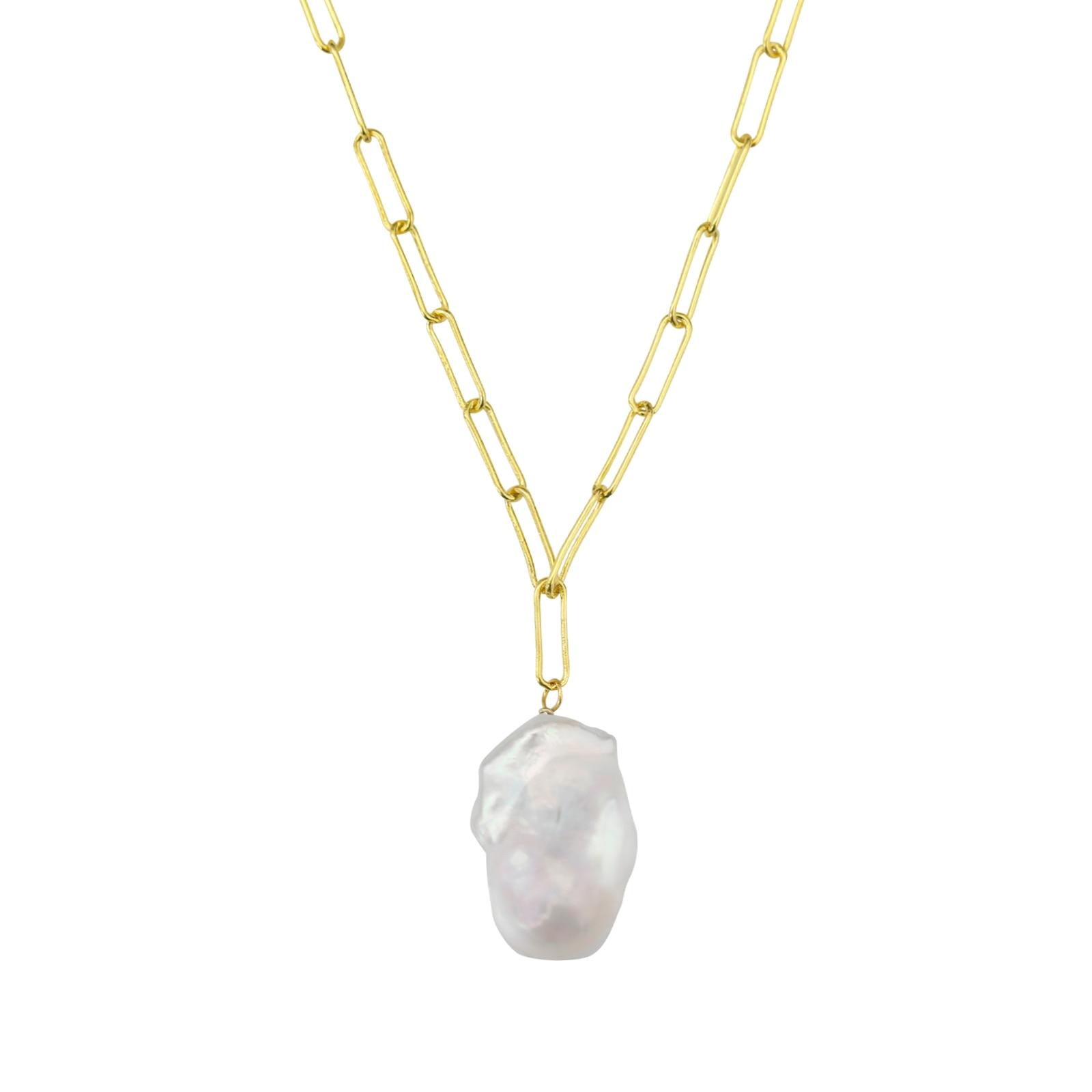 Ожерелье-из-пресноводного-жемчуга-с-цепочкой-из-серебра-925-пробы-Модный-кулон-из-барочного-жемчуга-ручной-работы-ювелирные-изделия-подаро