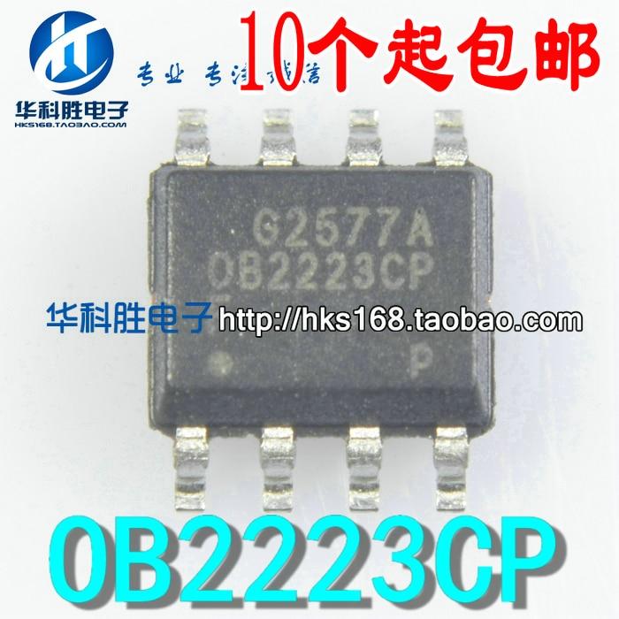 Original 10 pces/ob2223cp sop-8
