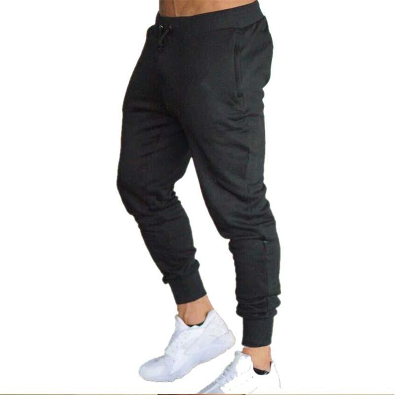 pants galvanni pants New Jogging Pants Men's Sports Pants Jogging Pants  Pants Men's Jogging Pants Cotton Sports Pants Slim Fit Pants Bodybuilding