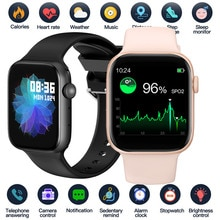 2021 Smart Watch Men Smartwatch Women Bluetooth Call Watch Waterproof Fitness Tracker Music Control