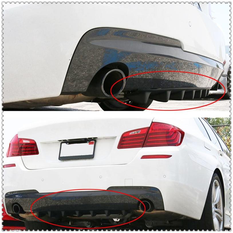 Aleta del difusor de aire del labio trasero del coche para Volvo S80 Estate You T6 C70 V50 S40 C30 Lexus LC CT IS250C KIA Kue K5 Forte5 POP