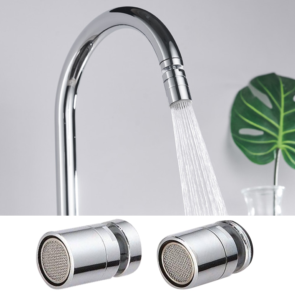 Faucet Sprayer 360° Rotatable Kitchen Faucet Sprayer Moveable Kitchen Tap Head Sink Sprayer Attachm