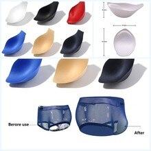 2021 New 1PC Male Swimwear Enhancer Underwear Cup Briefs Shorts Jockstrap Bulge Pad Cup Insert Soft