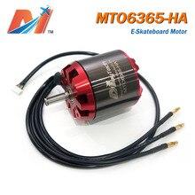 Moteur électrique sans brosse de planche à roulettes de Maytech rc 6365 190kv pour lalpinisme électrique de kit de conversion de véhicule électrique