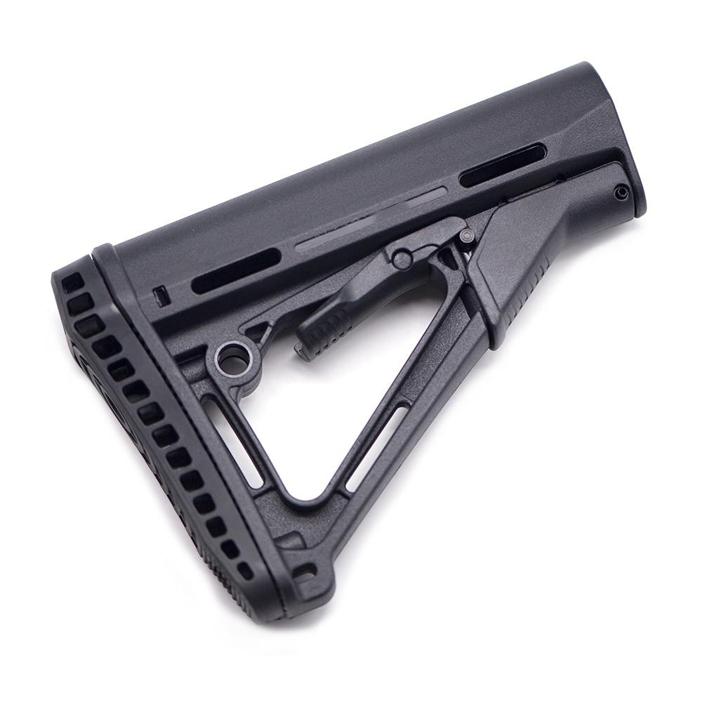 Equipo de juego táctico al aire libre para pistolas de aire Airsoft Jinming 8 M4 bala de agua Nylon trasero modelo Rifle Paintball Accesorios