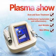 Eyelid Lifting Plasma Pen Plasma Shower 2 in 1 Facial Acne Remover Skin Rejuvenation Skincare Tools