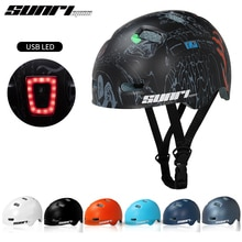 SUNRIMOON Bicycle Riding Helmet Casco de skate Professional Mountain Road Skating Scooter Outdoor Sp