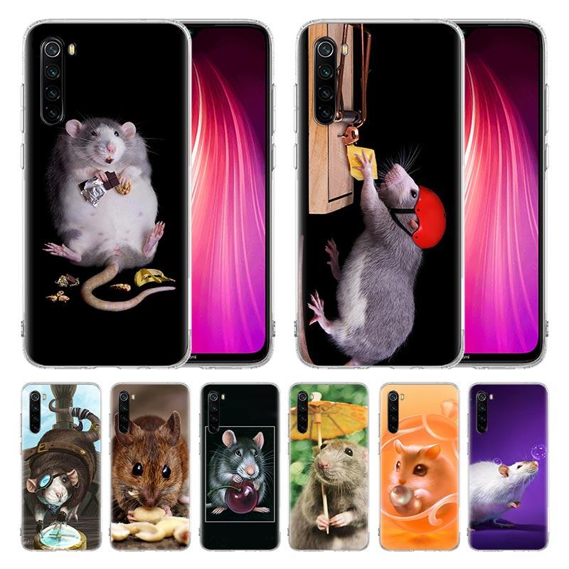 Funda para Xiaomi Redmi Mi Note 9, 9s, 8, 8T, 7, 6 Pro Max, K20, K30, Zoom 5G, 6A, 7A, 8A, 7S