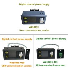 Reductor convertidor DC CC CV 50V 5A módulo de potencia ajustable regulado fuente de alimentación de laboratorio voltímetro amperímetro