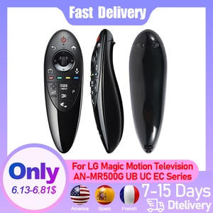 2021 NEW Dynamic 3D Smart TV Remote Control AN-MR500 For LG Magic Motion Television AN-MR500G UB UC EC Series LCD