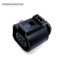 Capteur de température Auto 1.5mm   Connecteur de fil électrique étanche pour voiture camion 1J0 973 713 1 ensemble