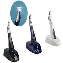 1 pc dentaire sans fil Endo moteur avec LED et réduction contre-angle 161 pour le traitement du Canal radiculaire