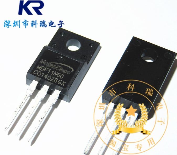 Xinyuan 10 pçs/lote MDF11N60 PARA-220 600V 11A 11N60 TO220 MDF11N60TH MDF11N60BTH