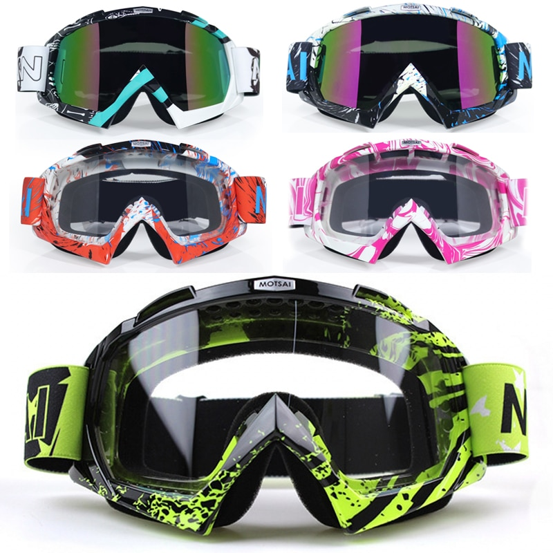 Motocross Goggles Glasses Oculos Antiparras Gafas Moto cross Motorcycle Goggle Off Road Dirt Bike GLASSES