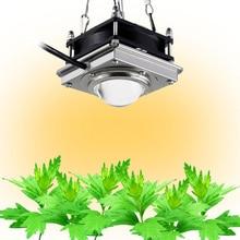 Plants Greenhouse Bonsai Professional Hydroponic Grow Light 60W Aquarium Flower Yard Garden Full  LED Cooling Fan