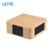 Bluetooth Holz Bass Lautsprecher Mini Wireless Subwoofer Tragbare Bass Spalte Für Handy