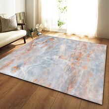 Moderne salon tapis 3D motif flanelle enfants tapis enfants chambre grand tapis maison chambre Foorl décoration chevet tapis