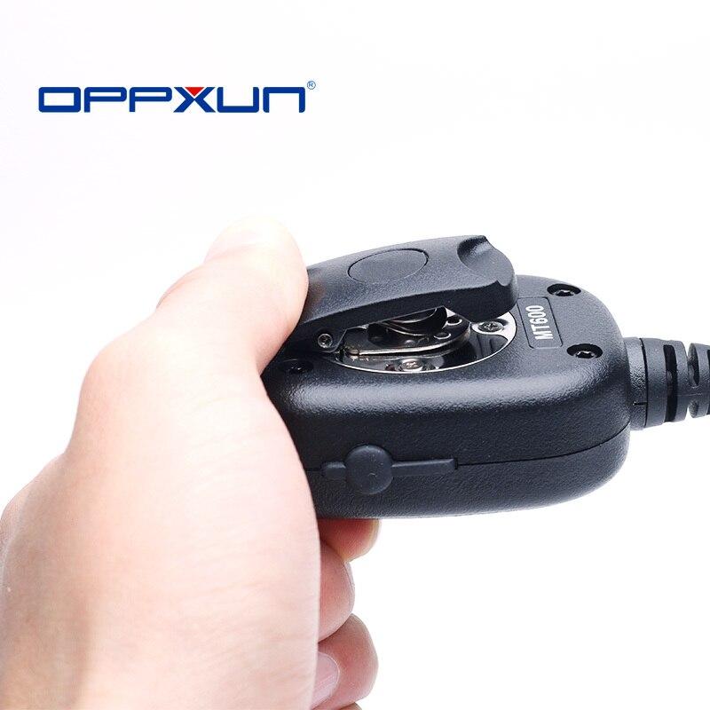 2PIN Hand Mike Microphone for ICOM IC-V8, IC-V82, IC-U82, IC-V85, IC-A4, IC-A5, IC-A6, IC-A110 enlarge