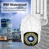 two way voice wifi ip camera wireless 1080p hd smart home security outdoor ir remote real time monitoring waterproof