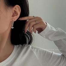 French Style Online Influencer Refined Bear Earrings 2021 New Trendy High Sense Niche Design Earring