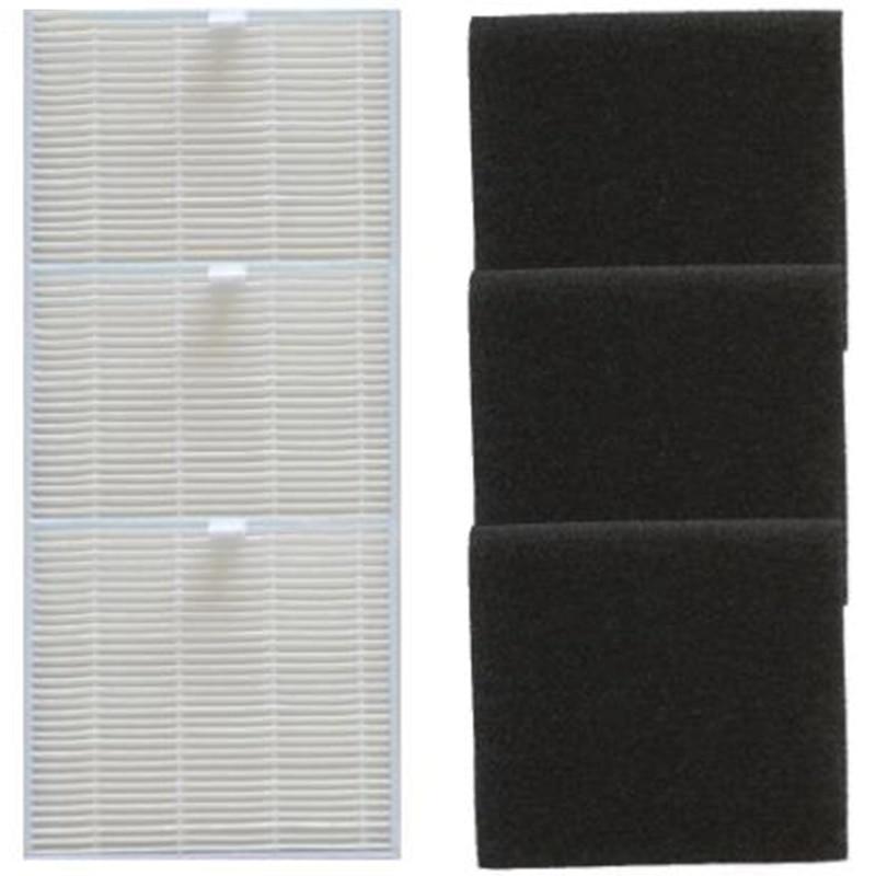 HOT!-Hepa Filter Sponge Filter for Ilife V8 V8S X750 X800 X785 V80 Vacuum Cleaner Hepa Filter Replacements Filter Parts 6PCS