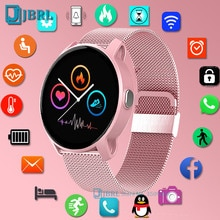 2021Fashion Smart Watch Men Women Heart Rate Smartwatch Fitness Tracker For Android IOS Bluetooth-co