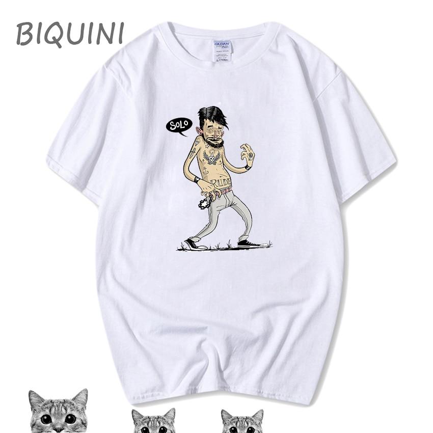 Biquini Air Gitaar T-shirt 100% Katoen O-hals T-shirt Casual Korte Mouw Vrouwen T-shirt Vrouwen Victoria Secret Roze T-shirt