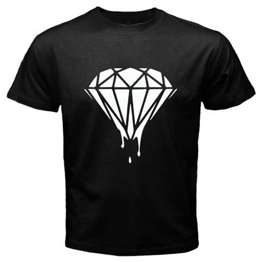 Nueva camiseta negra para hombre de crisol diamante Lil Wayne YMCMB XO TGOD talla S a 3XL camiseta S M 2XL 3Xl XXXL