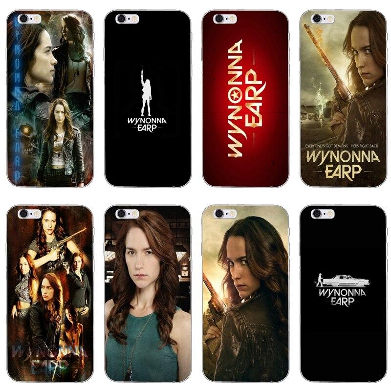 Wynonna Earp temporada estuche para teléfono suave para Xiaomi mi 9 9t CC9 CC9e 8 SE pro lite rojo mi nota 8 7 7A pro k20 2 3