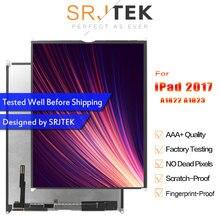 Display para ipad 9.7 2017 a1822 a1823 display lcd tela para ipad 2017 lcd para ipad 5 tela de substituição matriz
