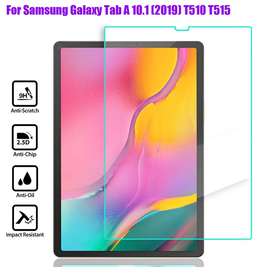 2019 Protector de cristal templado 9 H para Samsung Galaxy Tab A 10,1 (2019) T510 T515 # T2