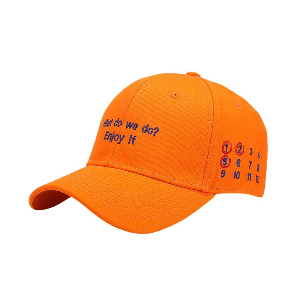 Men and women Canada flag letter embroidery cotton baseball cap unisex fashion casual outdoor baseball cap adjustable