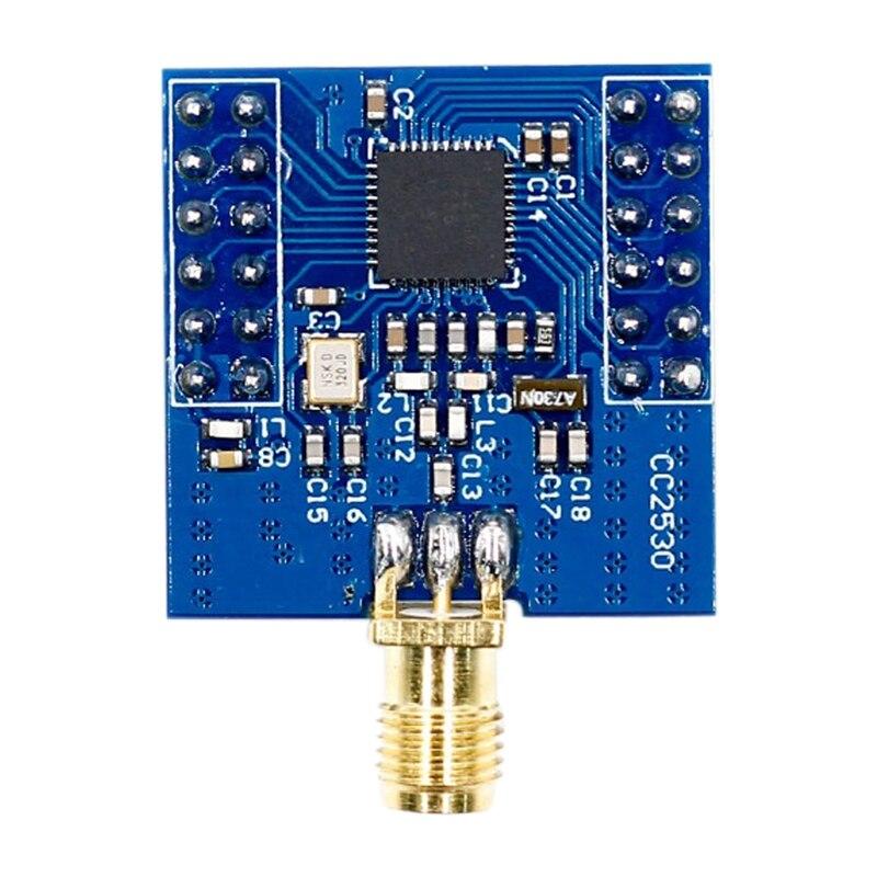 Módulo Zigbee CC2530 módulo UART Placa de desarrollo de núcleo inalámbrico puerto Serial módulo inalámbrico 2,4 GHz