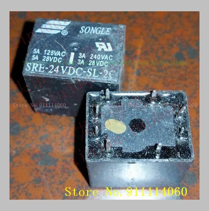 SRE-24VDC-SL-2C 4137-24v o velho