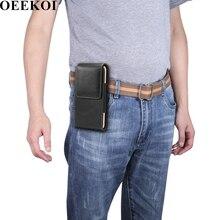 OEEKOI Artificial Sheepskin Pattern Belt Clip Pouch Case for Acer Liquid Jade Primo/Z630/Z630S